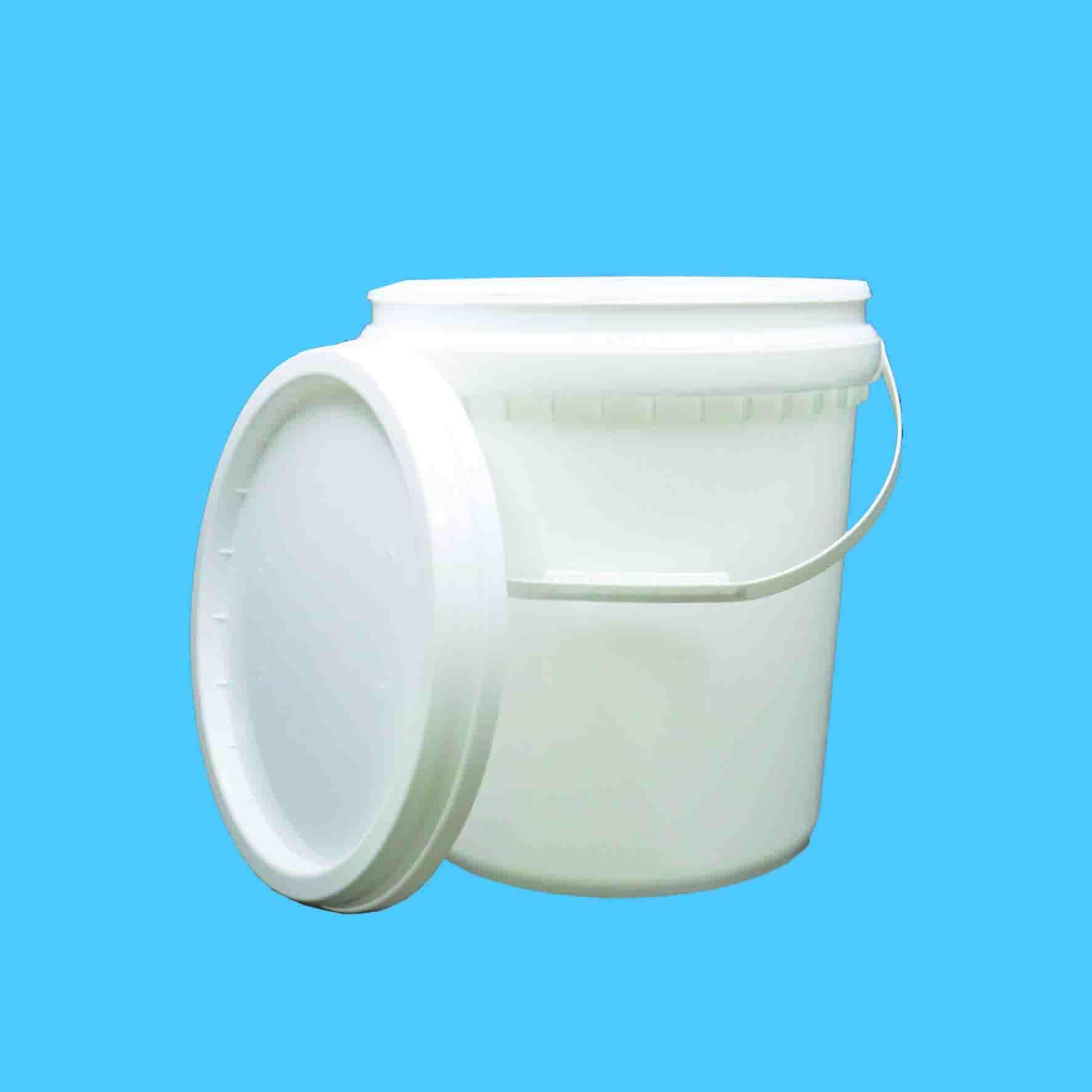 Kemasan ember cat pail plastik 20 liter TSG